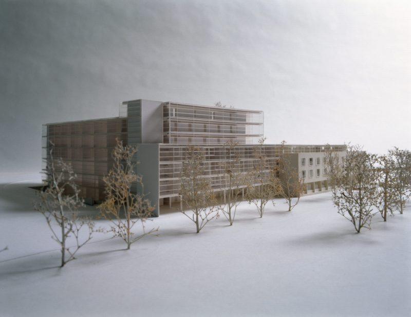 Bundesamtsgebäude Bregenz