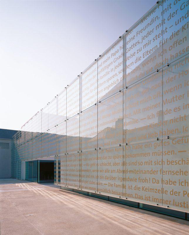 Pfarrzentrum Podersdorf